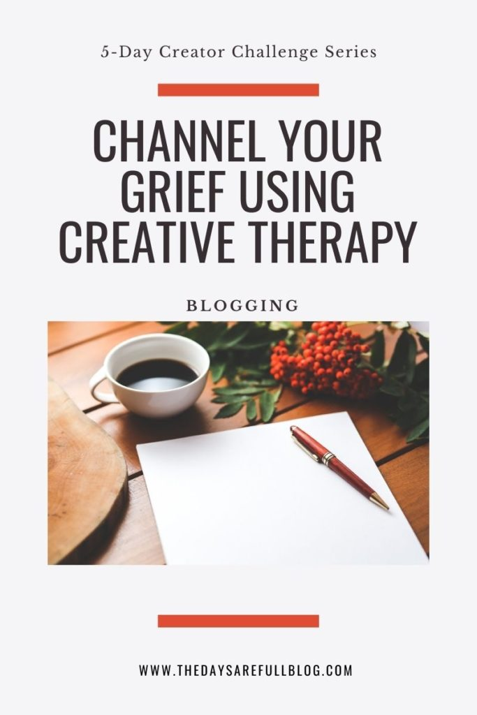 channel unwanted emotions by blogging